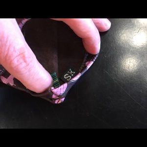 5 fingers Venezia Accessories - 5 fingers Venezia leather butterfly fingerless XS